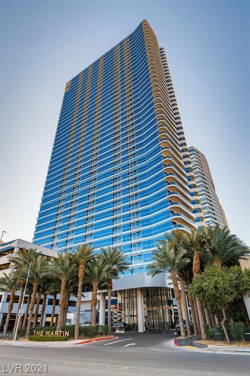 Photo of 4471 Dean Martin Drive #2406, Las Vegas, NV 89103 (MLS # 2292617)
