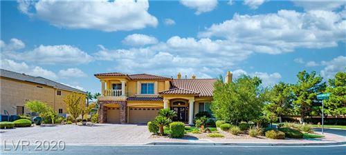 Photo of 10915 GAELIC HILLS Drive, Las Vegas, NV 89141 (MLS # 2240618)