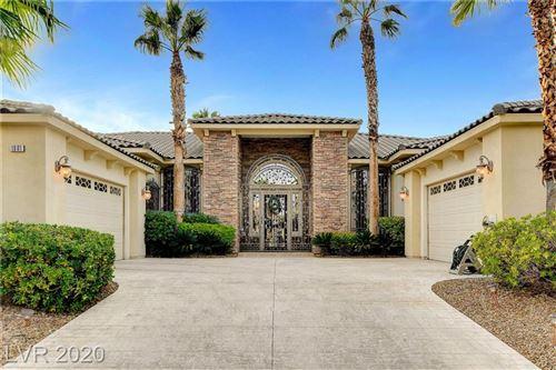 Photo of 1801 Langley Estates Drive, Las Vegas, NV 89117 (MLS # 2244618)