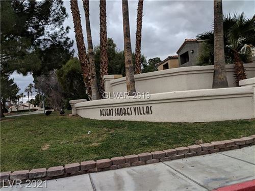 Photo of 3151 Soaring Gulls Drive #2121, Las Vegas, NV 89128 (MLS # 2260618)