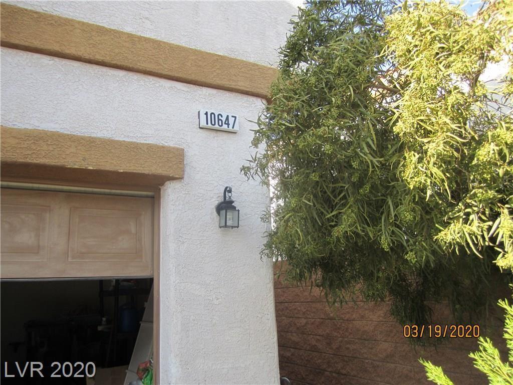 Photo of 10647 Allegrini, Las Vegas, NV 89141 (MLS # 2188618)