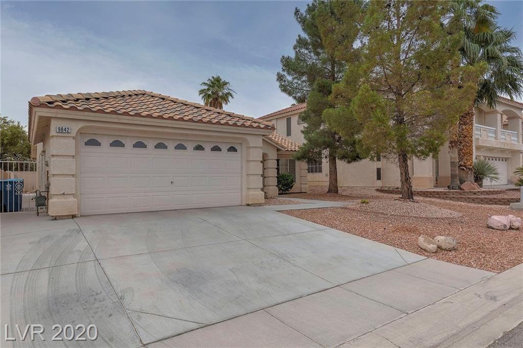 Photo of 9842 Snowy Canyon, Las Vegas, NV 89183 (MLS # 2199618)