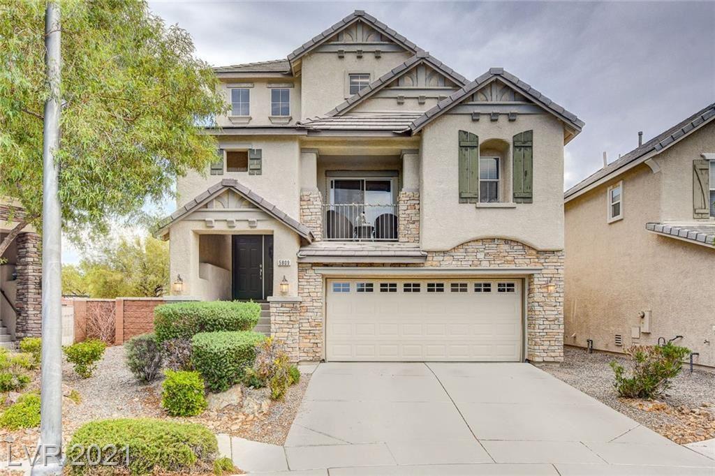 5809 Feral Garden Street, North Las Vegas, NV 89031 - MLS#: 2311619