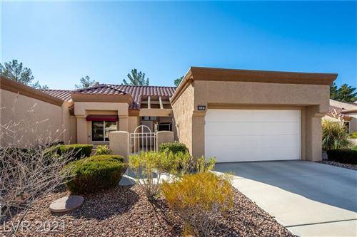 Photo of 8641 Prairie Hill Drive, Las Vegas, NV 89134 (MLS # 2318620)