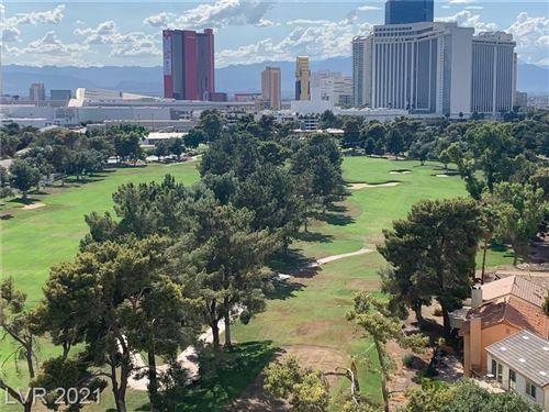 Photo of 3111 Bel Air Drive #11E, Las Vegas, NV 89109 (MLS # 2341620)