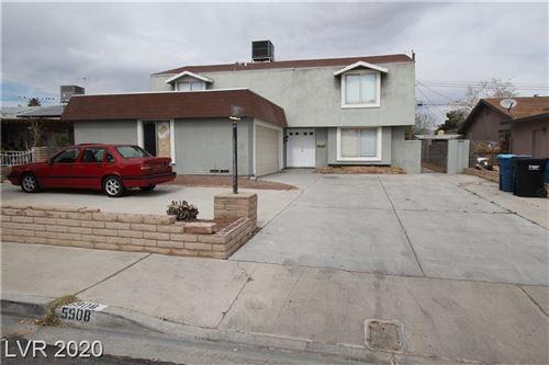Photo of 5908 Bartlett Avenue, Las Vegas, NV 89108 (MLS # 2206621)