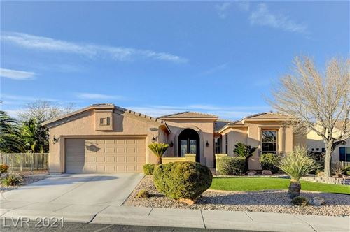 Photo of 10388 FELICE Avenue, Las Vegas, NV 89135 (MLS # 2273621)