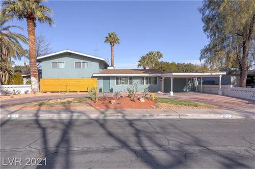 Photo of 2612 Burton Avenue, Las Vegas, NV 89102 (MLS # 2259622)
