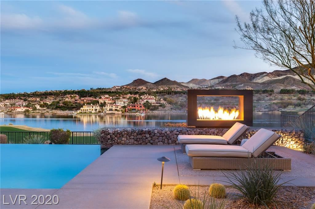 Photo for 58 BELLA LAGO Avenue, Henderson, NV 89011 (MLS # 2178622)