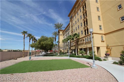 Photo of 2455 Serene Avenue #706, Las Vegas, NV 89123 (MLS # 2226624)