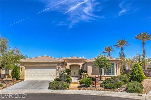 Photo of 4880 Gusto Street, Las Vegas, NV 89135 (MLS # 2293624)
