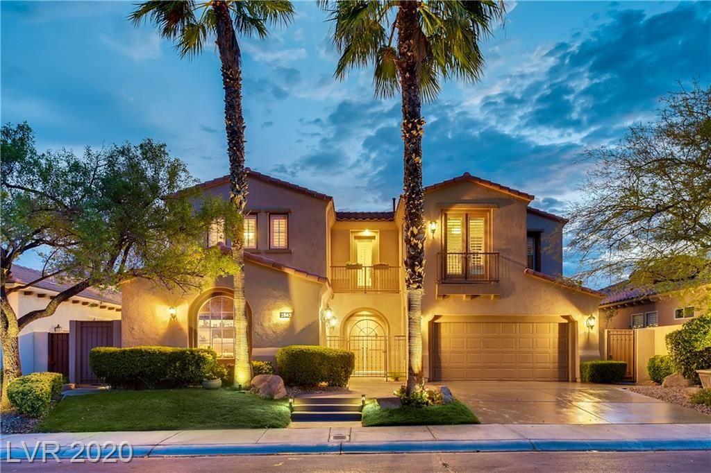 Photo of 2845 Red Springs Drive, Las Vegas, NV 89135 (MLS # 2215624)