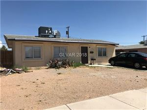 Photo of 1304 BLUFF Avenue, North Las Vegas, NV 89030 (MLS # 2006625)