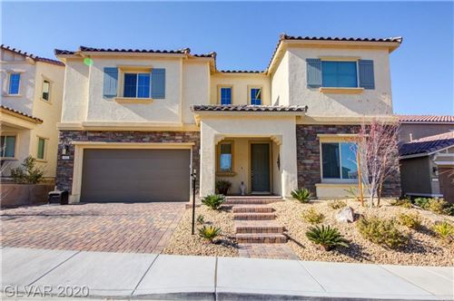 Photo of 989 CEDAR CLIFF Court, Henderson, NV 89002 (MLS # 2165625)