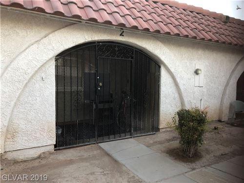 Photo of 817 MANTIS Way #2, Las Vegas, NV 89101 (MLS # 2150626)