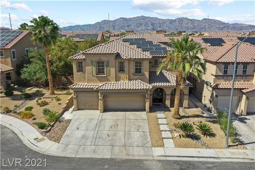 Photo of 3026 San Niccolo Court, North Las Vegas, NV 89031 (MLS # 2294626)
