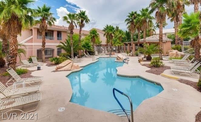 Photo of 10525 Autumn Pine Avenue #206, Las Vegas, NV 89144 (MLS # 2266626)