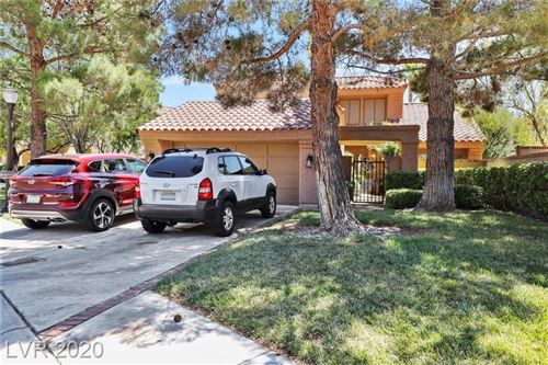 Photo of 7657 BOCA RATON Drive, Las Vegas, NV 89113 (MLS # 2206627)