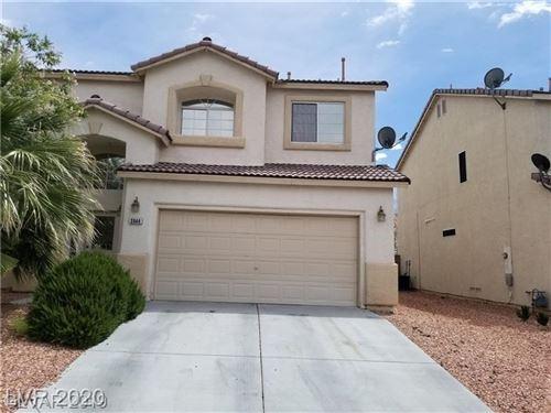 Photo of 3844 BLUE GULL Street, North Las Vegas, NV 89032 (MLS # 2147628)