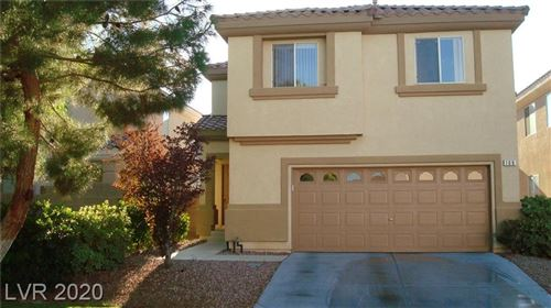 Photo of 109 Standing Stone Street, Las Vegas, NV 89148 (MLS # 2242628)