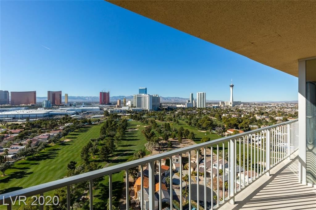 Photo for 3111 Bel Air Drive #22C, Las Vegas, NV 89109 (MLS # 2229628)