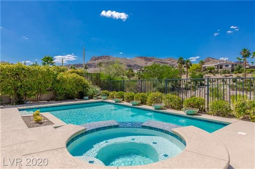 Photo of 11434 Glowing Sunset Lane, Las Vegas, NV 89135 (MLS # 2216629)