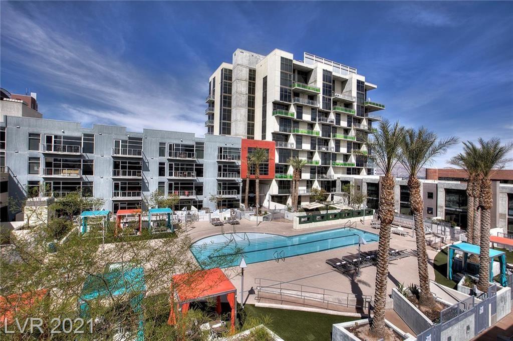 Photo of 353 East BONNEVILLE Avenue #807, Las Vegas, NV 89101 (MLS # 2303629)