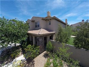 Photo of 523 VIA GAROFANO Avenue, Henderson, NV 89011 (MLS # 2062630)