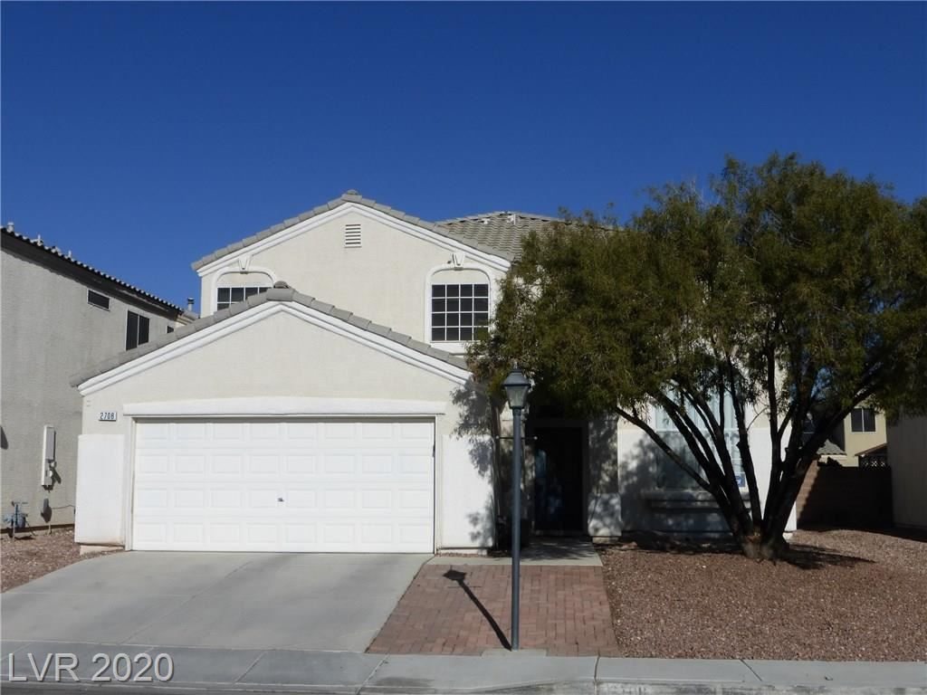 Photo of 2708 Tahiti Isle Avenue, North Las Vegas, NV 89031 (MLS # 2165631)