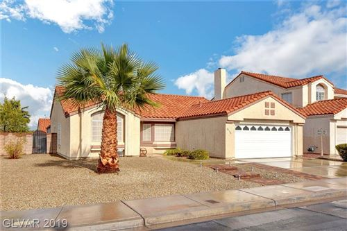 Photo of 2750 BRIARCLIFF Avenue, Henderson, NV 89074 (MLS # 2156633)