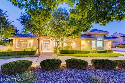 Photo of 9812 Winter Palace Drive, Las Vegas, NV 89145 (MLS # 2219633)