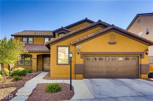 Photo of 10413 Chimney Flat Court, Las Vegas, NV 89129 (MLS # 2233633)