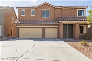 Photo of 3825 PASTEL RIDGE Street, North Las Vegas, NV 89032 (MLS # 2140635)