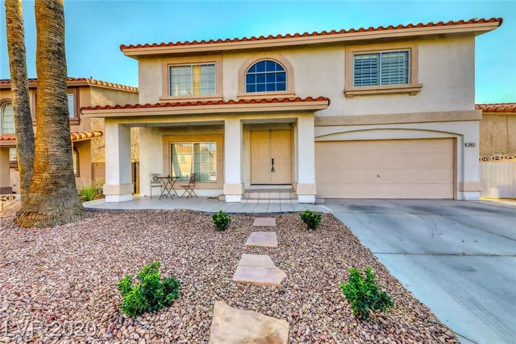 Photo of 985 Painted Pony Drive, Henderson, NV 89014 (MLS # 2224636)