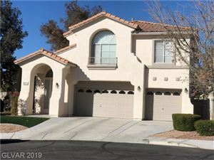 Photo of 1256 RISING CLOUD Circle, Henderson, NV 89052 (MLS # 2079637)
