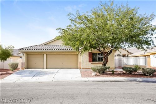 Photo of 5819 LADY CAROLINA Street, North Las Vegas, NV 89081 (MLS # 2155637)