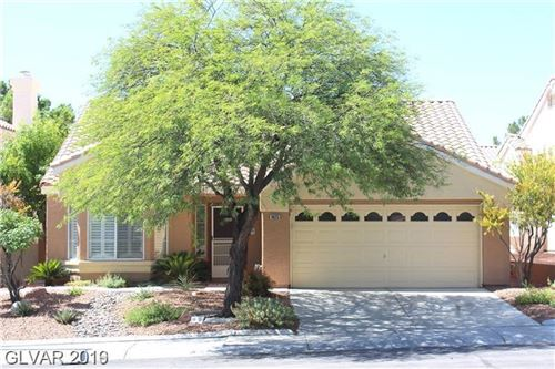 Photo of 9625 PORT HURON Lane, Las Vegas, NV 89134 (MLS # 2158637)