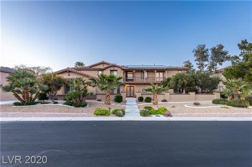 Photo of 7008 Via Locanda, Las Vegas, NV 89131 (MLS # 2190637)