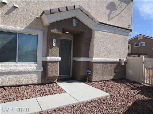 Photo of 3217 Regal Swan Place #2, North Las Vegas, NV 89084 (MLS # 2199637)
