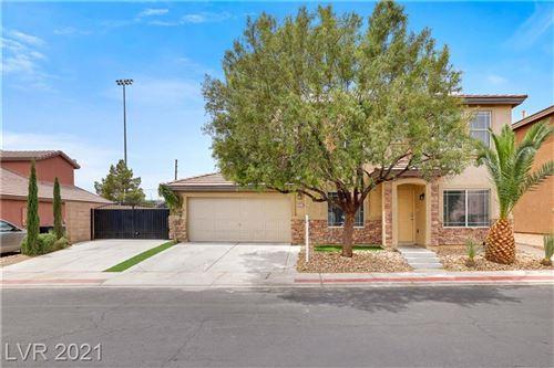 Photo of 5221 El Prado Heights Street, North Las Vegas, NV 89081 (MLS # 2298637)