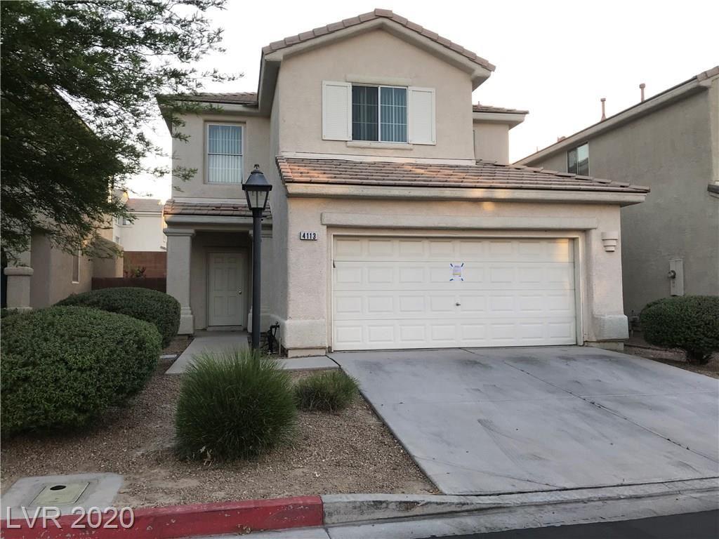 Photo of 4113 Generous, North Las Vegas, NV 89032 (MLS # 2183638)