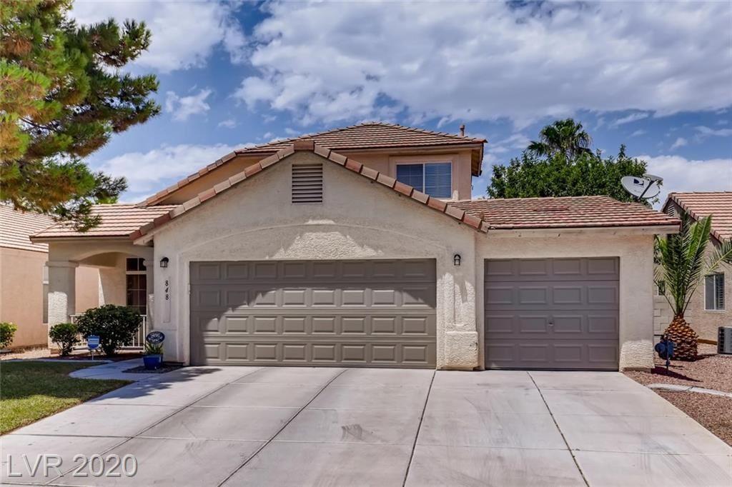Photo of 848 Sparkle Ray Avenue, Las Vegas, NV 89123 (MLS # 2208639)