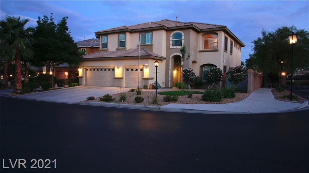 Photo of 7679 Villa De La Paz Avenue, Las Vegas, NV 89131 (MLS # 2315640)