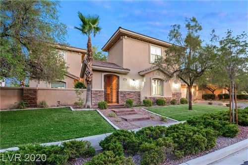 Photo of 10895 Willow Heights Drive, Las Vegas, NV 89135 (MLS # 2218641)