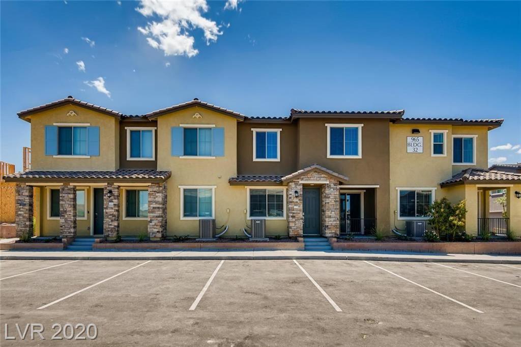Photo of 965 NEVADA STATE Drive #101, Henderson, NV 89002 (MLS # 2208641)