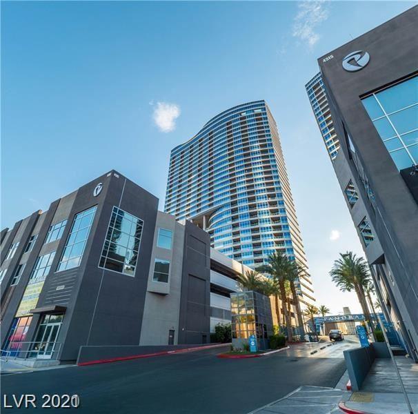Photo of 4575 Dean Martin Drive #1206, Las Vegas, NV 89103 (MLS # 2257641)