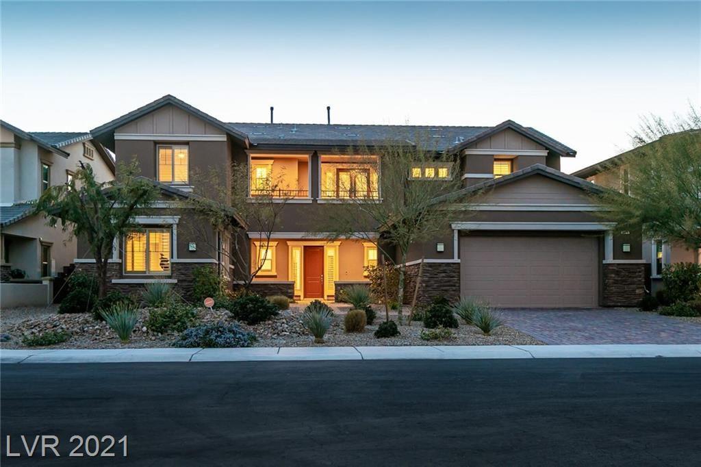 Photo of 5675 Milagro Manor Court, Las Vegas, NV 89135 (MLS # 2274641)