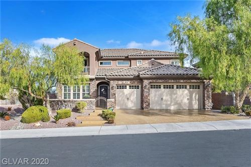 Photo of 2340 FRENCH ALPS Avenue, Henderson, NV 89044 (MLS # 2165643)