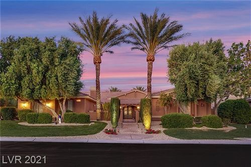 Photo of 7500 Via Rimini Street, Las Vegas, NV 89131 (MLS # 2292643)