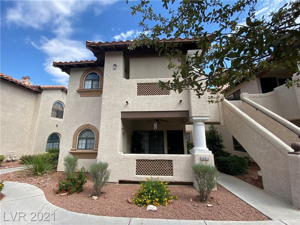 Photo of 1419 Santa Margarita Street #A, Las Vegas, NV 89146 (MLS # 2335643)
